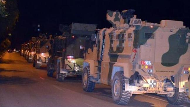 Son dakika haberleri... Şırnak'ta askeri araç devrildi