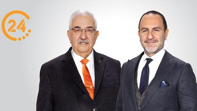 Ali Saydam ve Emre Alkin 24 TV'de yeni bir programa başlıyor