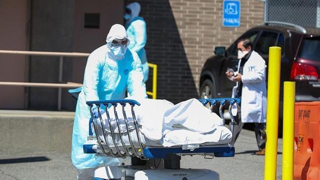 ABD'de koronavirüs salgınında ölenlerin sayısı 520 bini aştı