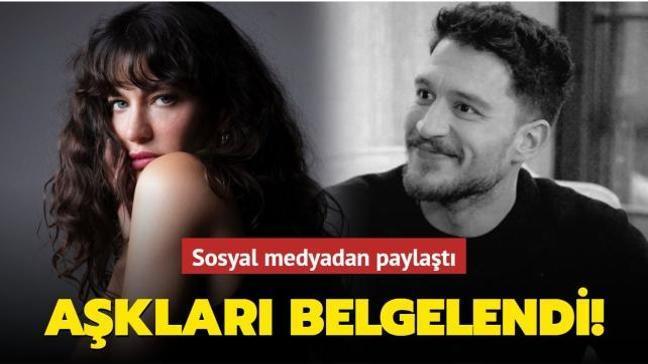 Uraz Kaygılaroğlu ile Berrak Tüzünataç'ın aşkı belgelendi! Dikkatli takipçilerin gözünden kaçmadı
