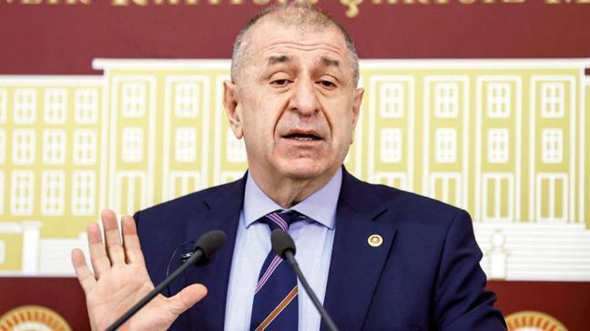 İYİ Parti'den istifa eden Ümit Özdağ açıkladı: Beni reddetti, Demirtaş'ı kabul etti
