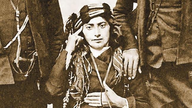 'Kara Fatma'nın cesareti film oluyor