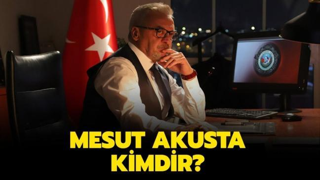 "Mesut Akusta kimdir, kaç yaşında"" Mesut Akusta aslen nereli, eşi kim"""