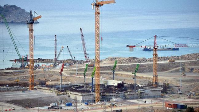 Akkuyu Nükleer Güç Santrali Proje Yarışması başvuruları sürüyor