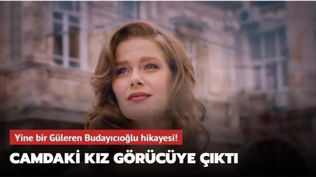 Burcu Biricik'in başrolde yer aldığı Camdaki Kız dizisinin tanıtım fragmanı yayınlandı!