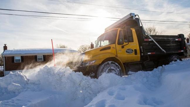 ABD'de kar fırtınası beklentisi