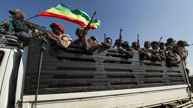 Beyaz Saray'dan Tigray'daki çatışmalarla ilgili açıklama: Biden, endişe duyuyor