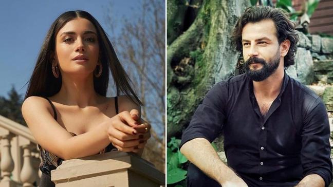 Yemin'in Reyhan'ı Özge Yağız'ın yeni pozuna sevgilisi Gökberk Demirci'den aşk dolu paylaşım