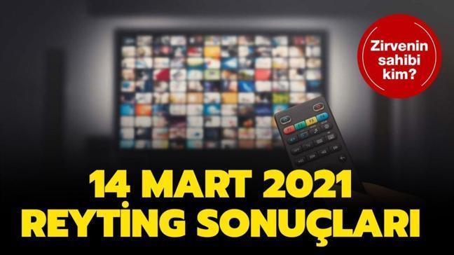 14 Mart 2021 Pazar reyting sonuçları açıklandı! Teşkilat, Kefaret, Arıza, Hercai reyting birincisi belli oldu!
