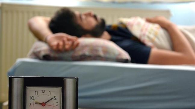 Yetersiz uyku aşının etkisini azaltıyor