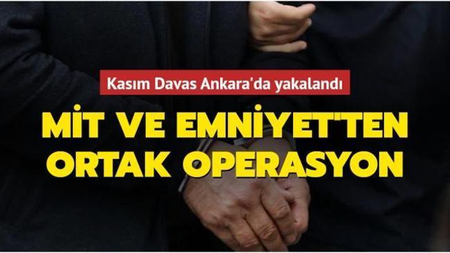 MİT ile Emniyet'ten ortak operasyon: FETÖ'nün sözde Trabzon yargı sorumlusu yakalandı
