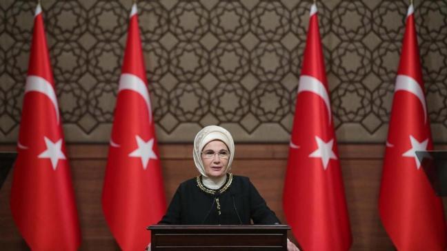 Emine Erdoğan'dan Türkiye Erişilebilirlik Ödülleri Töreni'nde önemli mesajlar