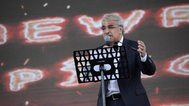 HDP'li Mithat Sancar'a örgüt propagandası yapmak suçundan soruşturma