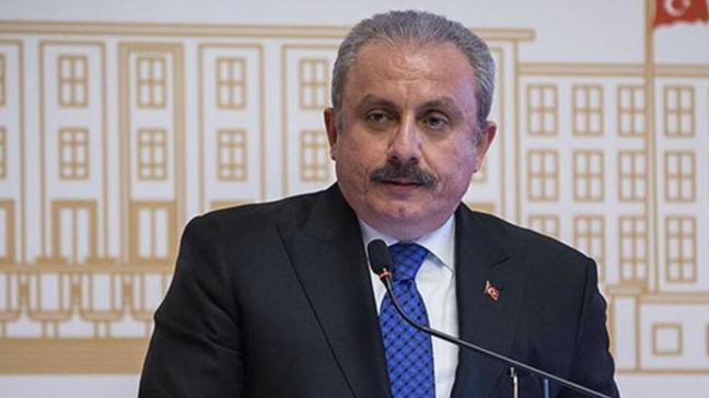 Meclis Başkanı Şentop'tan 'online eğitim' açıklaması