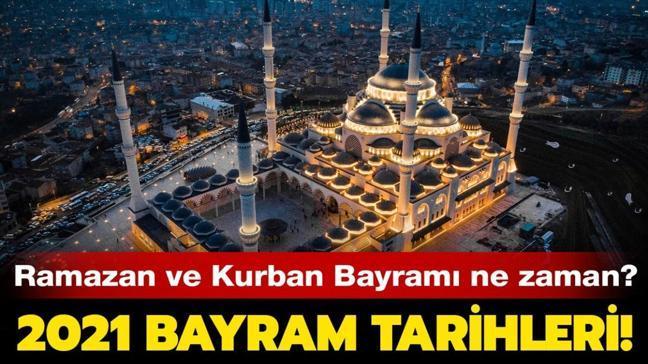 """Kurban Bayramı tarihi ve Ramazan Bayramı 2021: Kurban Bayramı ne zaman, kaç gün tatil olacak"""""""