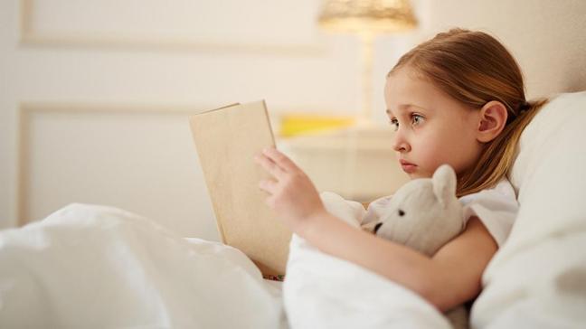 Uzmanından uyku sorunu olan çocuklara papatya, melisa ve ıhlamur önerisi