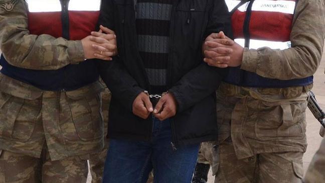 Yasadışı yollarla girmeye çalıştı... PKK'lı terörist yakalandı