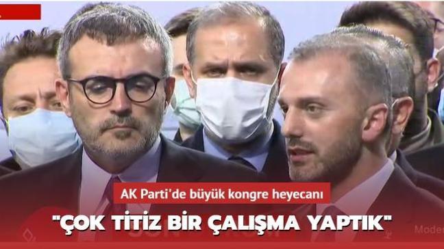 AK Parti'de büyük kongre heyecanı... Genel Başkan Yardımcısı Ünal ve Kandemir'den önemli açıklamalar