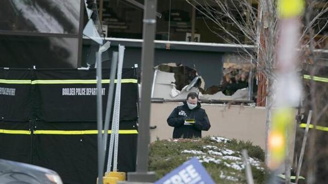 ABD'de silahlı saldırı: 10 ölü