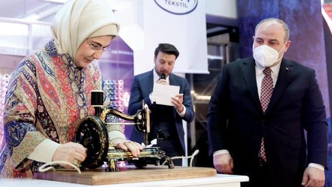 Emine Erdoğan: Çevre konusunda icatlar çıkaralım