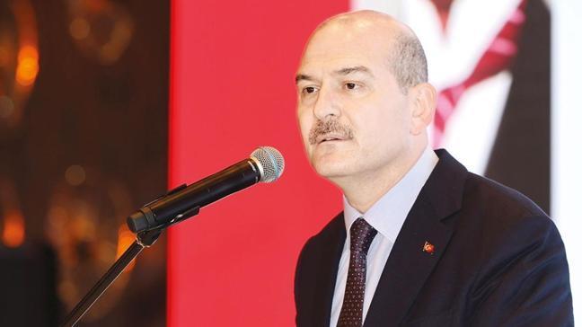 İçişleri Bakanı Süleyman Soylu: Türkiye istemediği sözleşmeden çıkar