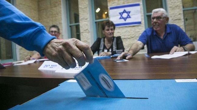 İsrail'de seçim sonuçları belli oldu... Destek şart!