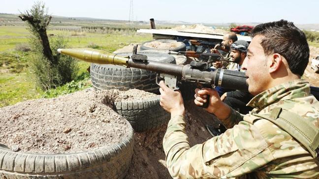 PKK/YPG'ye ağır darbe! TSK ve SMO teröriste sınırda göz açtırmıyor