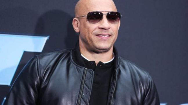 Ünlü oyuncu Vin Diesel büyük sürprizini açıkladı! Oğlu da yer alacak