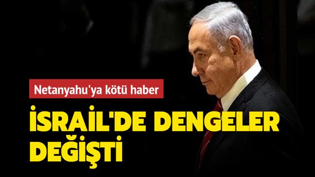 Netanyahu'ya kötü haber: İsrail'de yeni bir koalisyon krizi doğuyor