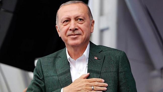 Azınlık cemaatlerinden Başkan Erdoğan'a tebrik