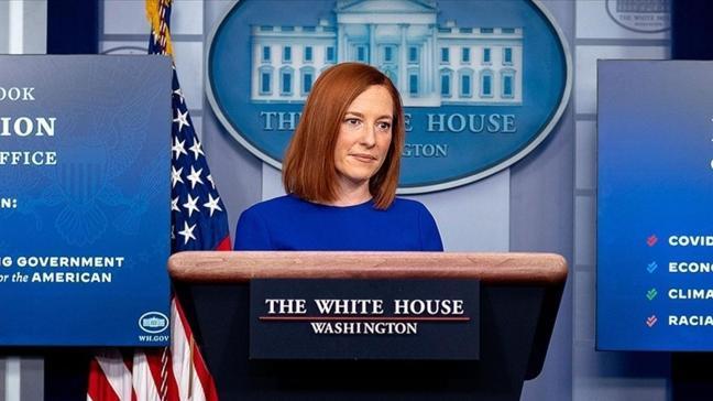 Beyaz Saray'dan Irak açıklaması: Yenilemeyi sabırsızlıkla bekliyoruz