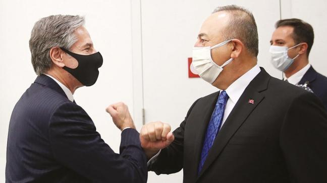 Dışişleri Bakanı Çavuşoğlu,ABD'li mevkidaşı Blinken'le görüştü! 'Yüzüne söyledim S-400 aldık, bitti'
