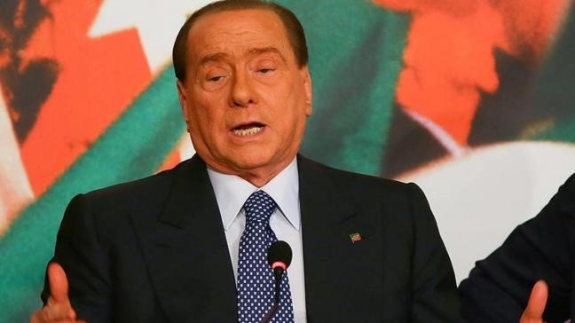 Eski İtalya Başbakanı Silvio Berlusconi'nin hastanede olduğu ortaya çıktı