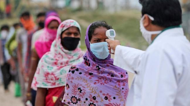 "Hindistan'da ""Çift mutant"" koronavirüs tespit edildi"