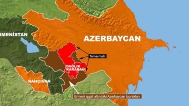 """Karabağ'daki """"savaş durumu"""" kaldırıldı"""