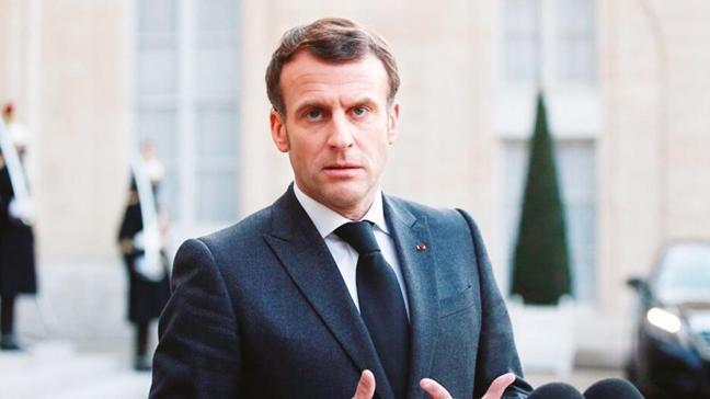 Macron'da 'demokrat' sendromu