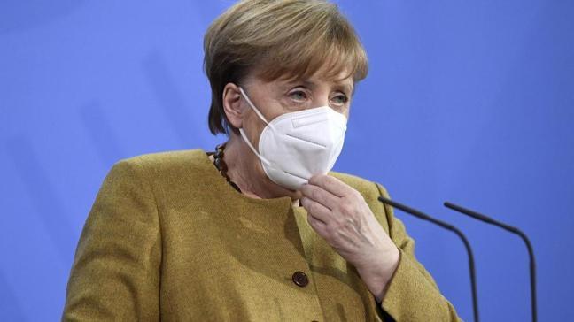 Merkel koronavirüs için acil toplantı çağrısı yaptı