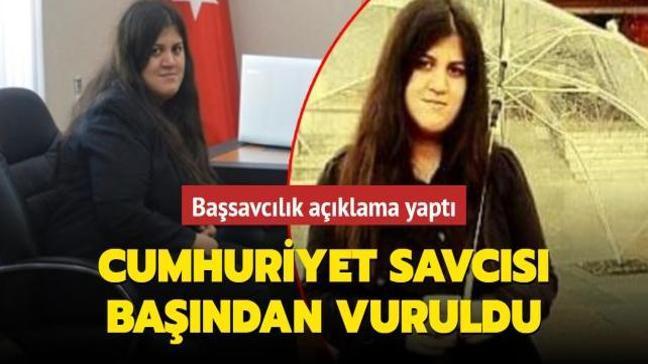 Cumhuriyet Savcısı doğum gününde başından vuruldu: 4 kamu görevlisi gözaltında