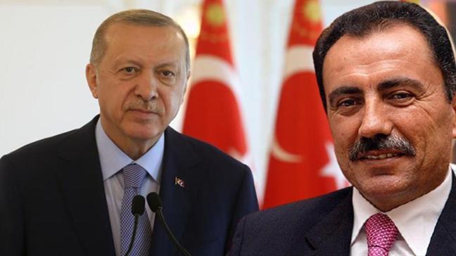 Başkan Erdoğan'dan Muhsin Yazıcıoğlu mesajı