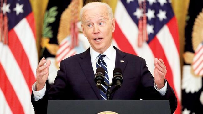 Daha yeni başladı ama... ABD Başkanı Biden: 2024'te yeniden adayım