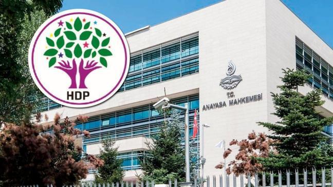 HDP'ye ilk inceleme 31 Mart'ta