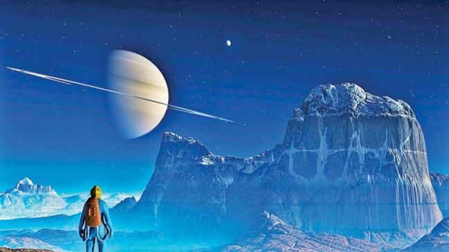 İnsanlık Titan'da yeni yaşam kurabilir