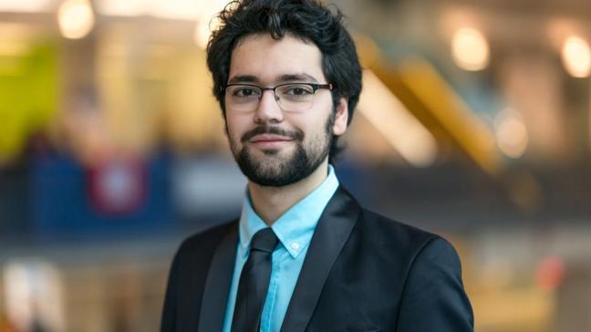 """Kanada'da okuyan Türk gencinden """"uzay projesi"""" başarısı"""