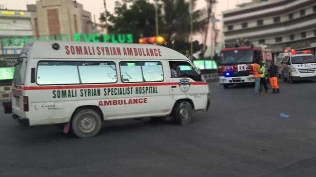 Somali'de havan topu saldırısı! Birleşmiş Milletler ve Afrika Birliği binaları hedef alındı