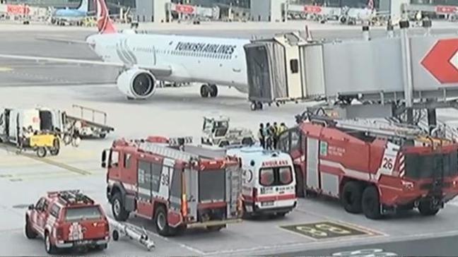 THY'nin 2 uçağına yapılan bomba ihbarı asılsız çıktı