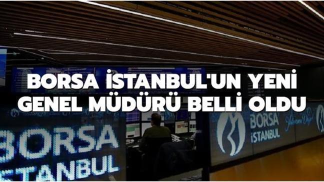 Son dakika haberi: Borsa İstanbul'un yeni genel müdürü Korkmaz Enes Ergun oldu