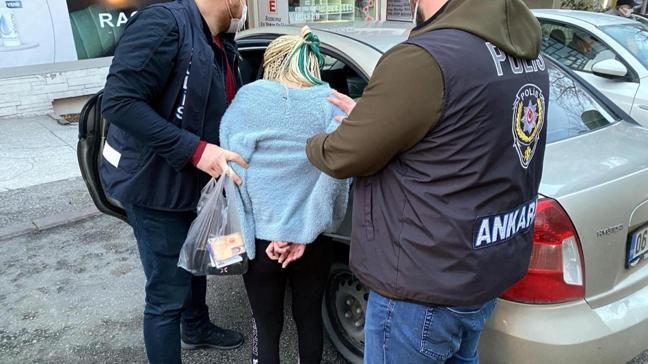 Ankara'da gasp çetesine operasyon: 115 kişi gözaltına alındı
