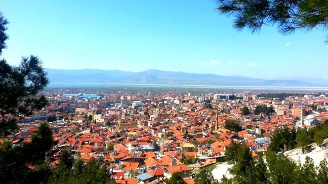 Burdur'da 230 bin TL'ye avlulu ahşap ev icradan satışa çıkarıldı!