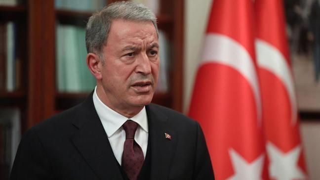 Milli Savunma Bakanı Akar: İhlalleri Rusya'ya bildirdik... Suriye'deki tacizlere anında karşılık veriyoruz