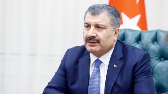 Sağlık Bakanı Fahrettin Koca: Mayıs sonuna kadar 50 milyon aşılanacak
